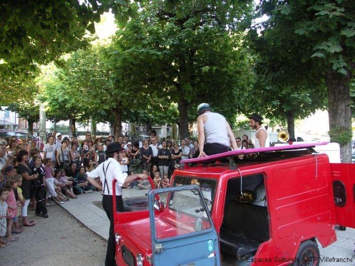 Villefranche - Cie du P'tit Vélo